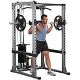 Body Solid Power Rack 3X3 Gray Gpr378 Set
