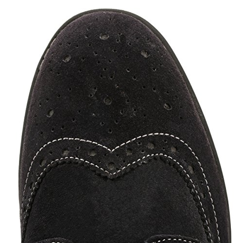 Penguin Mens Marine / Moon Haricot Linco Chaussures En Daim