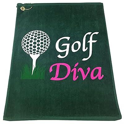 Giggle Golf Golf Diva Golf Towel