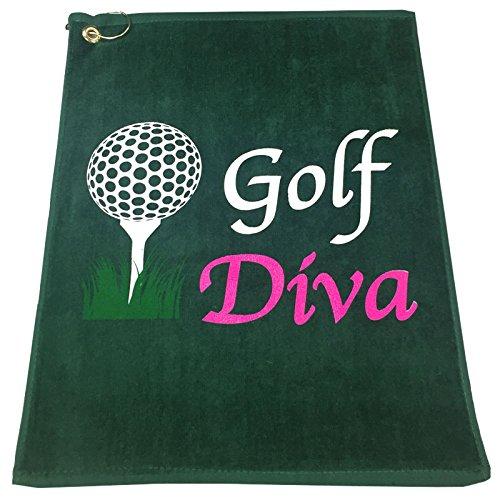 Giggle Golf Diva Towel product image