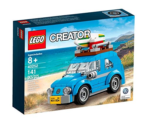 LEGO Creator 40252 Miniature VW Beetle (Van Lego Vw)