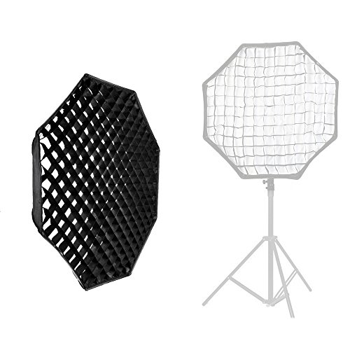 PIXEL 120cm Foldable Portable Octagonal Honeycomb Grid for 120cm / 47.2