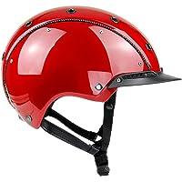 Casco Rijhelm Champ-3 rood metallic Shiny S (52-56cm)