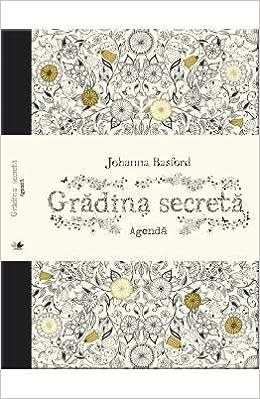 Gradina secreta. Agenda (Romanian Edition): Johanna Basford ...