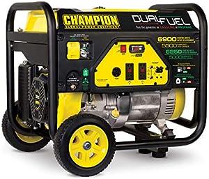 Champion Power Equipment Dual Fuel