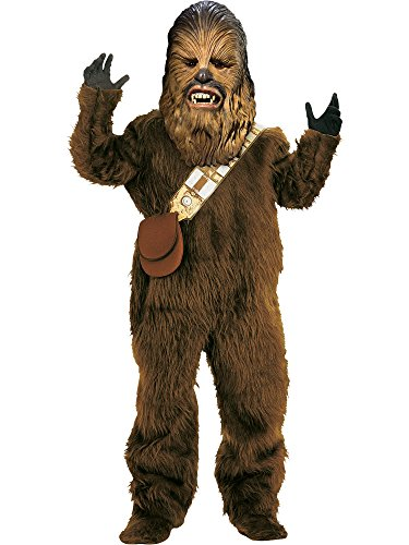 Adult Deluxe Chewbacca Costume STANDARD