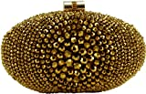 Sondra Roberts Women's Glass Beads Evening Clutch