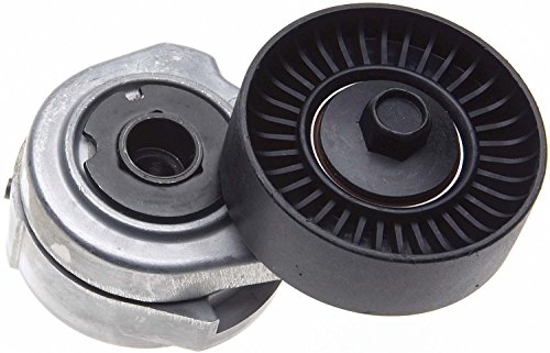 ACDelco 38114 Professional Automatic Belt Tensioner and Pulley Assembly - Tensioner Pulley Assembly