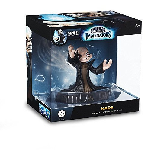 Skylanders Imaginators - Sensei - Kaos (PS4/PS3/Xbox 360/Xbox One/Nintendo Wii U) by By Activision