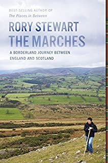 Book Cover: The Marches: A Borderland Journey between England and Scotland