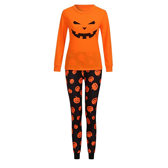 SamMoSon❤❤Camisetas de equipación de fútbol para Hombre, Hombre Daddy Halloween Tops Blusa Pantalones Familia Pijamas Sleepwear Set: Amazon.es: Ropa y ...