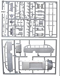 """Opel Blitzbus Ludewig """"aero"""" (wwii Service) 1/72 Roden 728 from RODEN : plastic scale model kits manufacturer"""