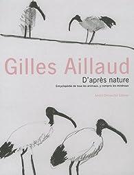 Télécharger D'après nature - Encyclopédie de tous les animaux y compris les minéraux PDF Gratuit