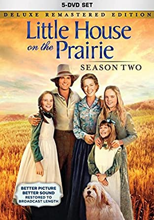 Attractive Little House On The Prairie Season 2 Deluxe Remastered Edition [DVD]