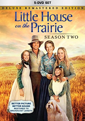 Little House on the Prairie: Season Two (Deluxe Edition, Remastered, Boxed Set, Full Frame, Ultraviolet Digital Copy)