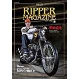RIPPER MAGAZINE 2017年Vol.9 小さい表紙画像