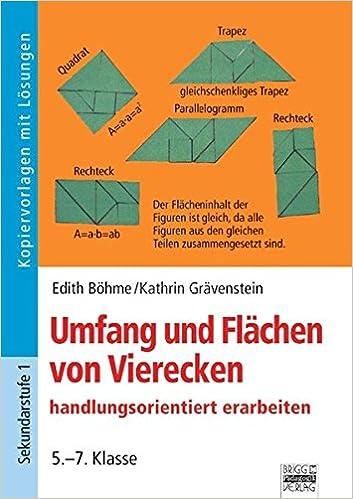 Brigg: Mathematik: Umfang und Flächen von Vierecken ...