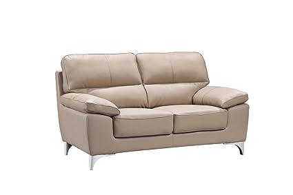 Amazon.com: Blackjack Furniture 9436-BEIGE-L Loveseat ...