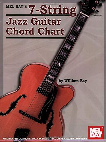 7-String Jazz Guitar Chord Chart 7 String Jazz Guitar