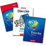 Diercke Weltatlas - Ausgabe 2008: mit CD-ROM Kartographie entdecken und Arbeitsheft TOP Atlastraining