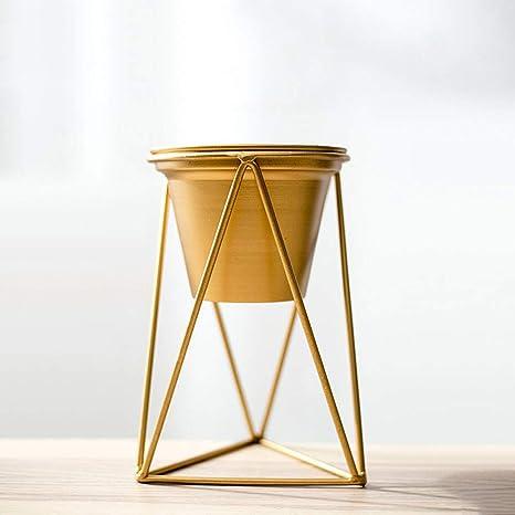 Amazon Com Xhzj Nordic Creative Geometric Living Room Flower Pot