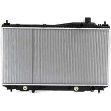 Garage-Pro Radiator for HONDA CIVIC 2001-2005 1.7L Denso type SEDAN COUPE ONLY