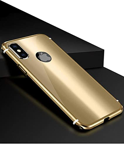 Custodia Lusso Alluminio Cover per Apple iPhone 11 Rosso