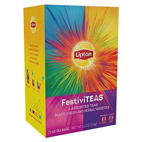 Lipton FestiviTEAs Gift Variety count product image