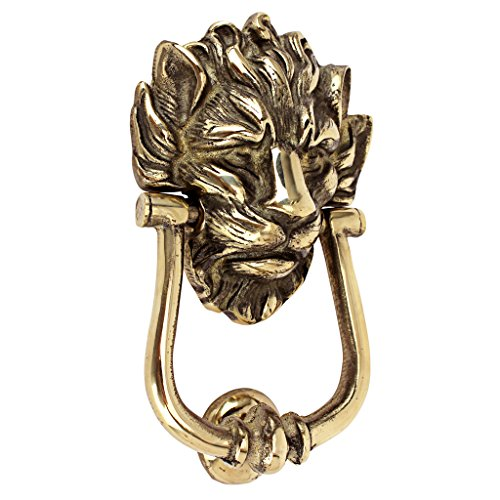 Design Toscano Door Knocker from No. 10 Downing (Apartment Door Knockers)