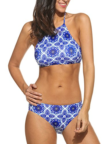Halter Neck Bikini Set in Australia - 2