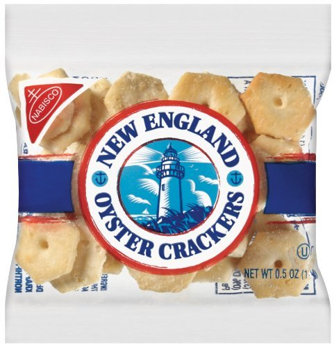 Nabisco New England Oyster Crackers 05Ounce Bags Pack of 150