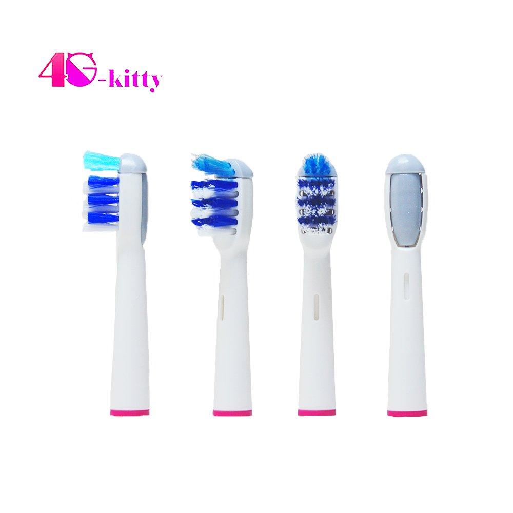 Cabezales para cepillo de dientes eléctrico, compatibles con Braun Oral B TriZone EB30 - 4 12pcs hofoo®: Amazon.es: Salud y cuidado personal