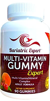 Bariatric Multivitamin, Gummy 90 Chews.