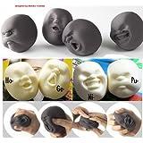 Vent Human Face Ball Anti-stress Ball of Japanese Design Cao Maru Caomaru