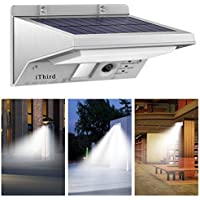 iThird IT-55 Solar Lights Outdoor Motion Sensor