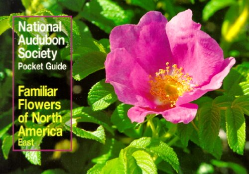 The Audubon Society Pocket Guides; Familiar Flowers of North (Audubon Pocket Guide)