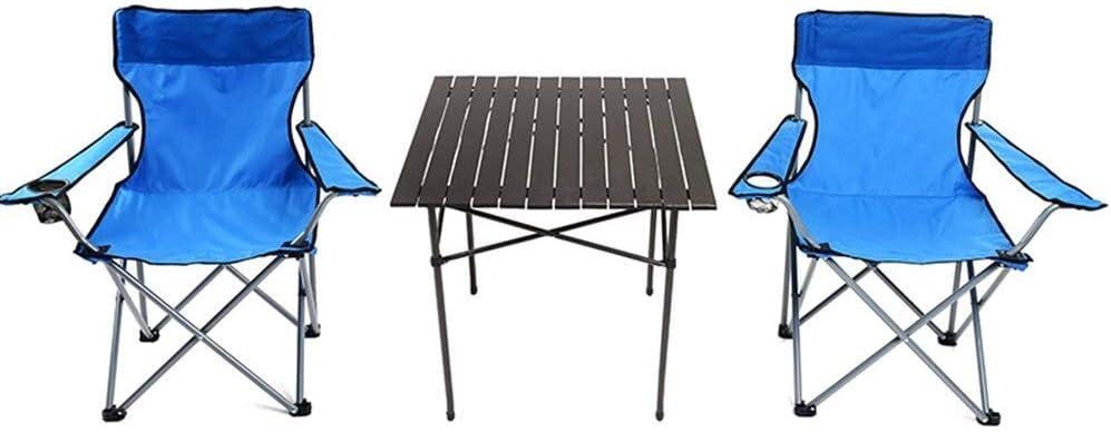 Tavolo E Sedie Campeggio.Kxbymx Tavolo E Sedia Da Campeggio Tavolo Pieghevole E Sedia Set