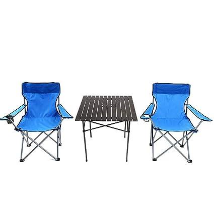 Et Pliantes Table Pliante Valise De Chaises Camping Ljfymx jq54AL3R