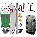 grandtoursportscom-Tavola-gonfiabile-per-SUP-Stand-Up-Paddle-Board-140-x-442-x-20-cm-950-l-fino-a-600-kg-con-accessori