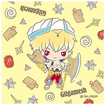 Fate/Grand Order × サンリオ ギルガメッシュ キャスター ミニハンドタオル