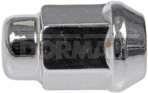 Dorman 611-425 ホイールナット 1/2-20 ドングリ-クロム