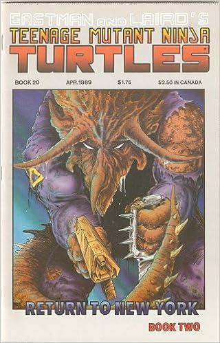 Teenage Mutant Ninja Turtles #20 (Return to New York Book ...