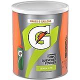 Gatorade Powdered Drink Mix - LEMON-LIME 51oz
