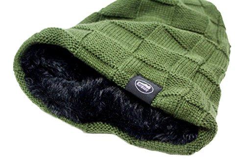 Knit Beanie Skull Hat Slouchy
