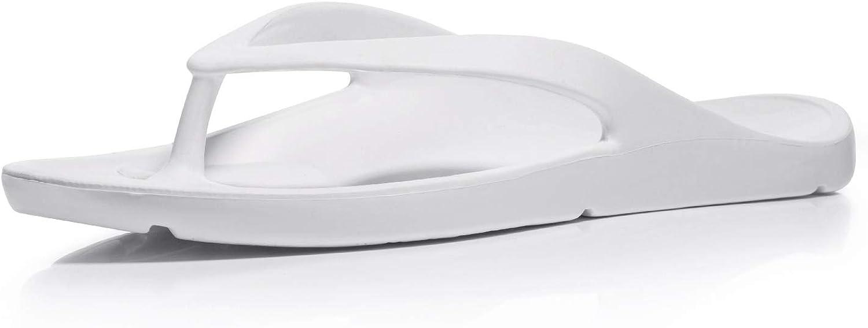 FITORY Unisex Lightweight Flip Flops Comfort Shower Beach Thong Sandals