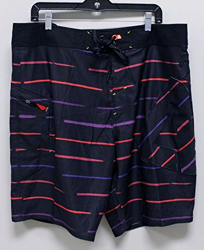 Matix Board Shorts Surf Trunks GABE KLING BLACK Sz 28 Skate ()
