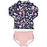 UV SKINZ UPF 50+ Baby Girls Sun & Swim Play...