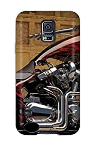 New Design On PUBbREK3691BnhjT Case Cover For Galaxy S5