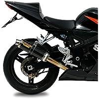 Escape Mivv GP Suzuki GSX-R 600/750 04-05 Carbono