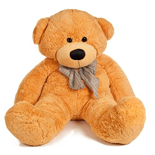 Big Huggable HUGE Super soft teddy bear 50 inch tall